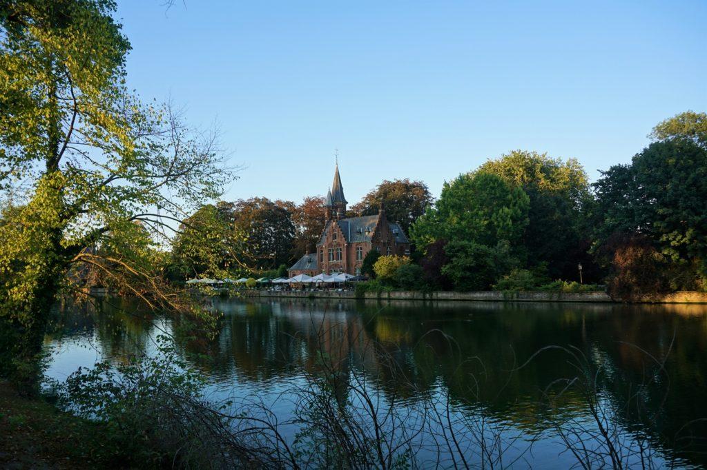 Bruges - Belgium - 2018