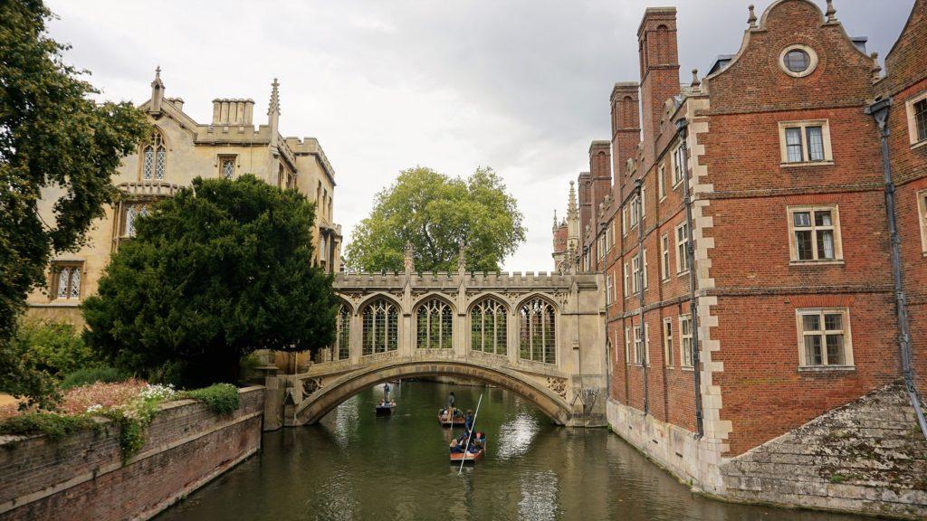 Cambridge - United Kingdom - 2019