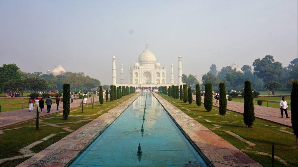 Taj Mahal - India - 2019
