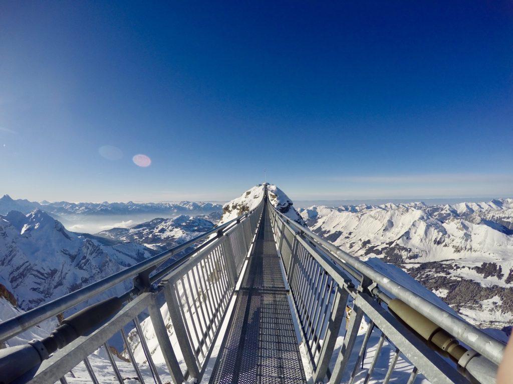 Peak Walk by Tissot - Switzerland - 2017